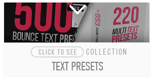Text Presets | Atom - 20