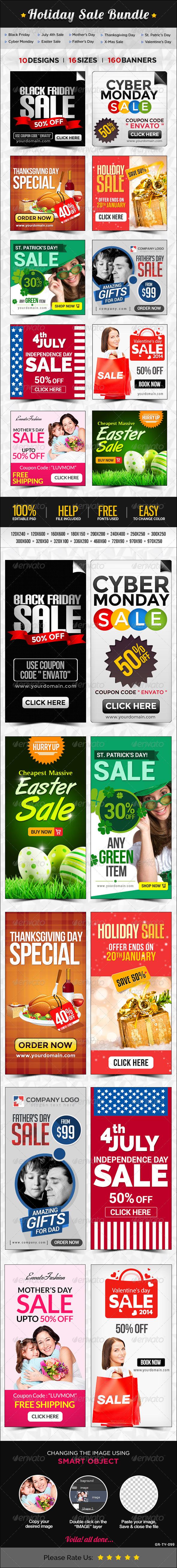 Holiday Sale Jumbo Bundle