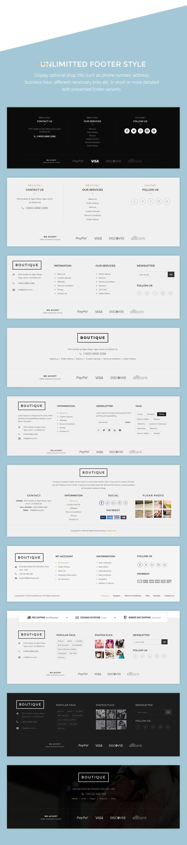 Boutique - Responsive Shopify Theme - 15
