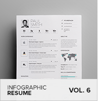 Clean Resume Vol. 5 - 11