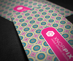Sticker Business Card - 103