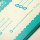 Flat Business Card V-02 - 61