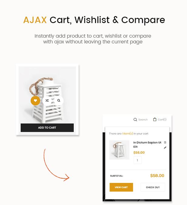houskit - Furniture Store & Interior Design WordPress Theme
