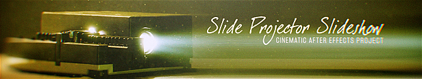 Slide Projector Slideshow