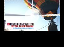 Drop Transitions
