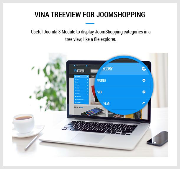Vanesa   Mega Store Responsive Joomla Template - 15