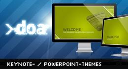 DOA Autowerk Logo Template - 6