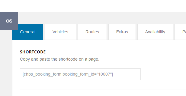 Chauffeur Booking System for WordPress - 7