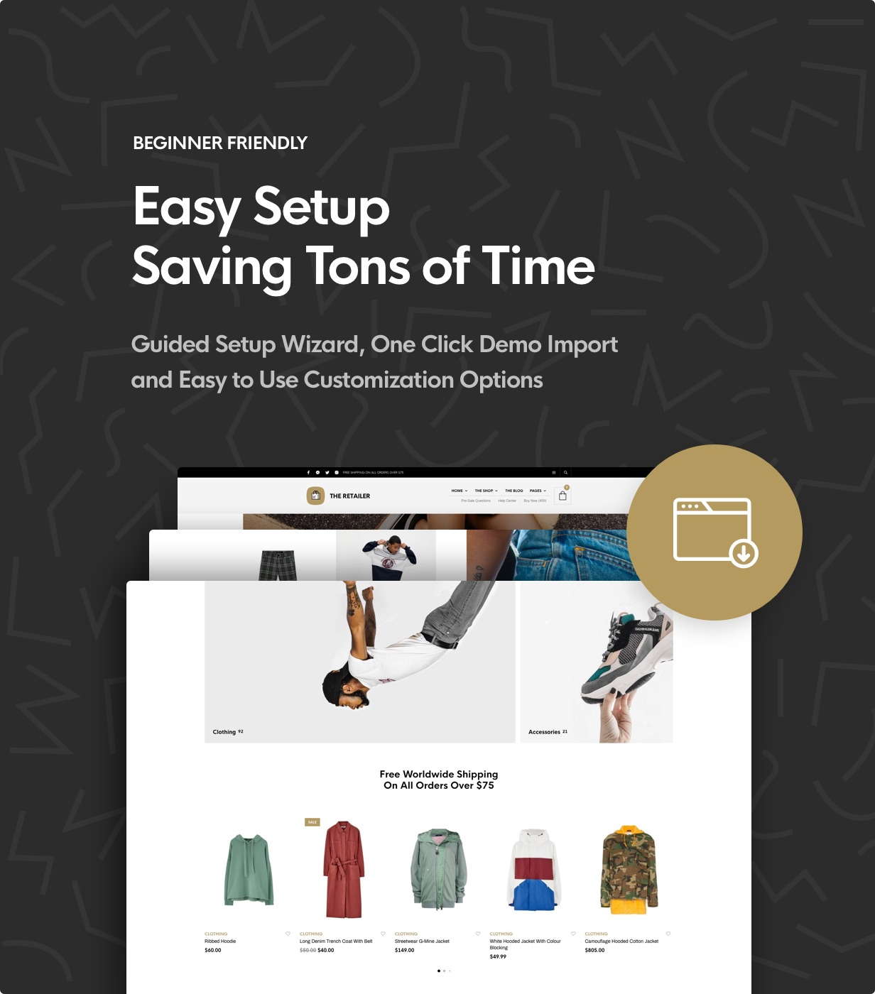 The Retailer - eCommerce WordPress Theme for WooCommerce - 11