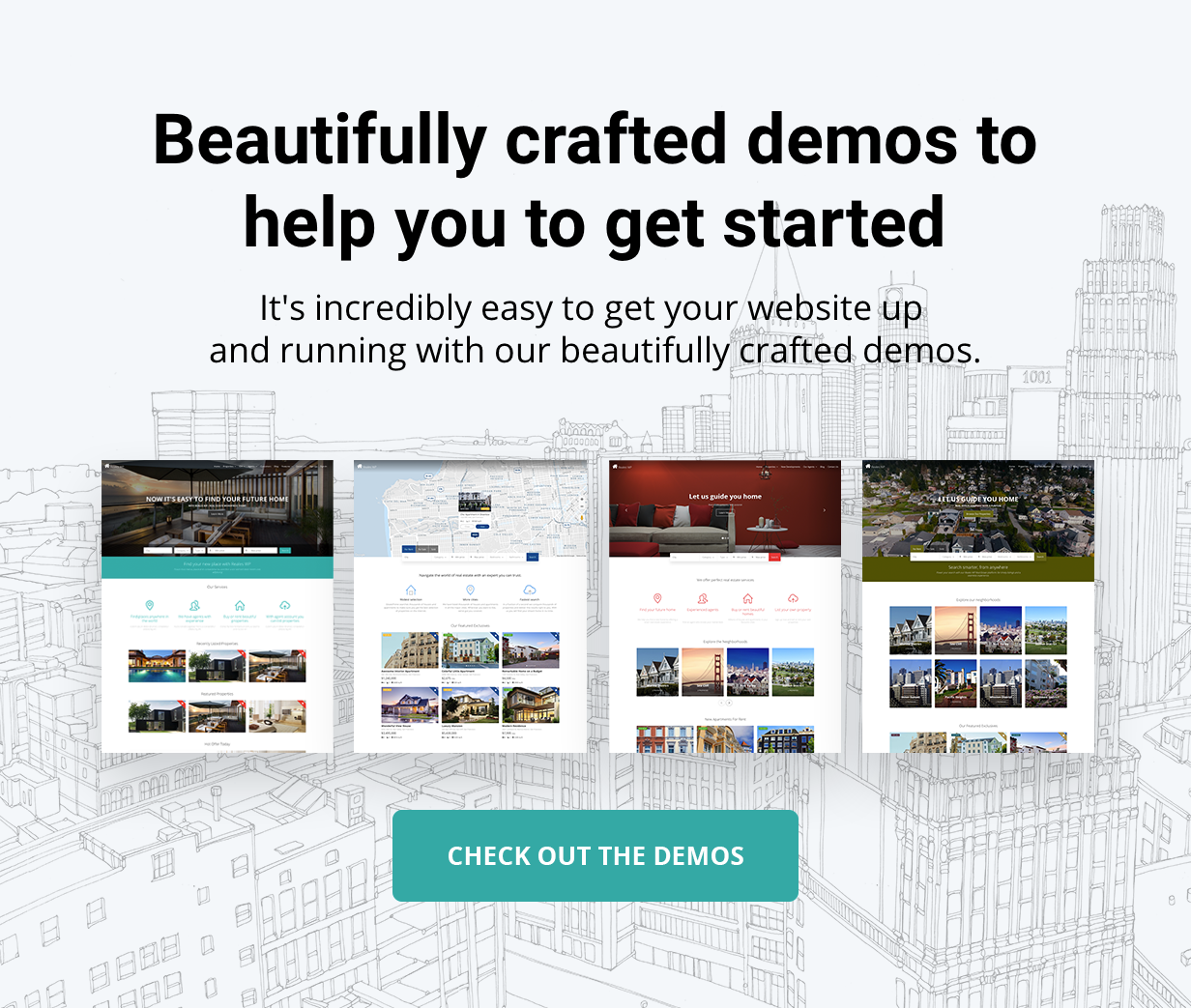 Reales WP - Real Estate WordPress Theme - 2