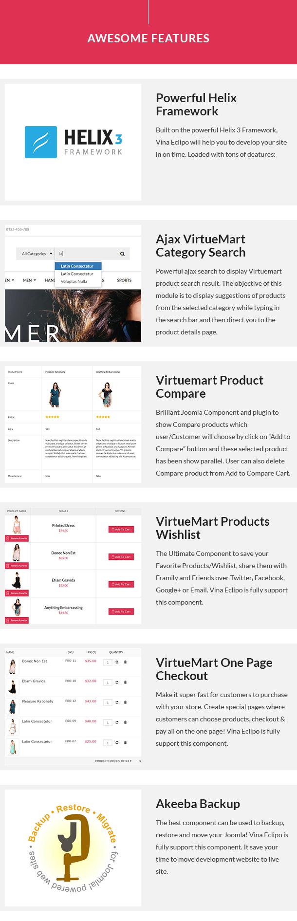 Vina Eclipo - Fashion VirtueMart Joomla Template - 15