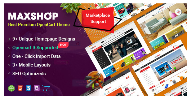 SGame - Responsive Accessories Store OpenCart Theme (Include 3 mobile layouts) - 8