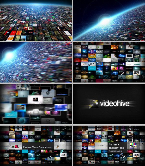 World Intro film