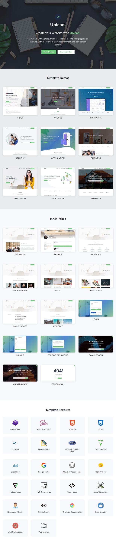 Uplead - Multipurpose HTML Template - 1