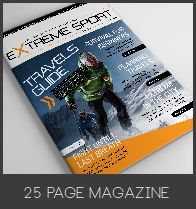 25 Pages Interior Magazine Vol4 - 4