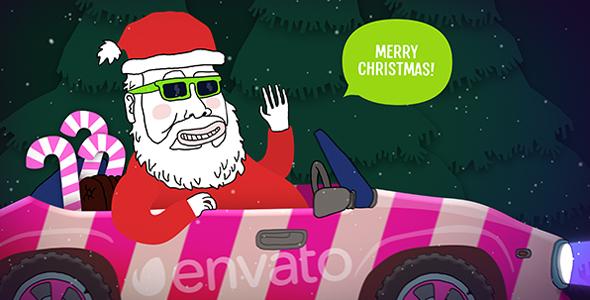 16 Christmas Toys Logo Openers - 13