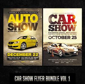 Car-Show-Flyer-Bundle-Vol1