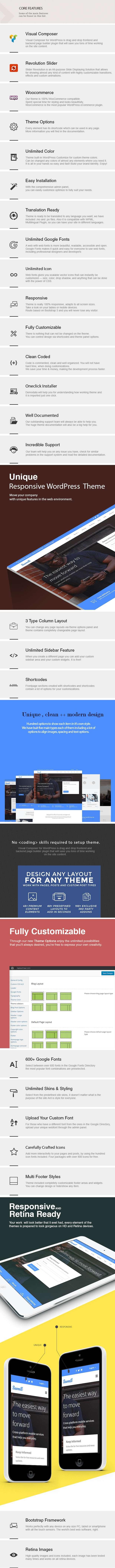 Sawmill - WordPress Product Marketing Landing Page Theme