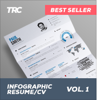 Infographic Resume Vol 3 - 7
