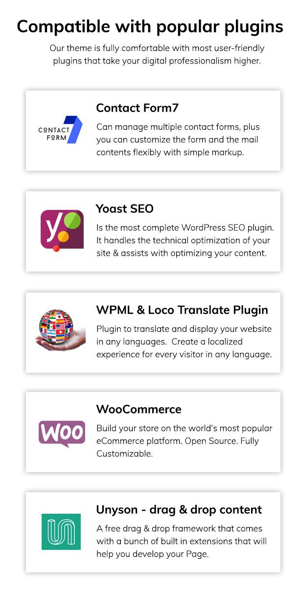 Lernen - Education Courses WordPress Theme