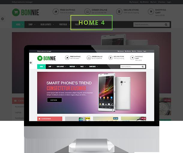 VG Bonnie - Creative WooCommerce WordPress Theme - 10