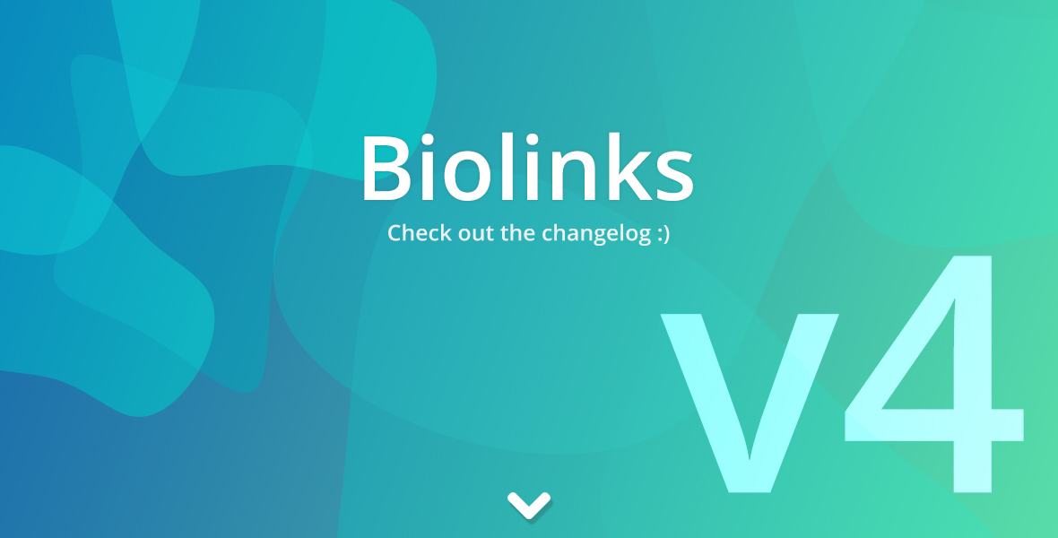BioLinks - Instagram Bio Links & URL Shortener ( SaaS ) - 1
