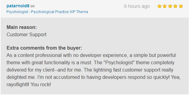 Psychologist - Psychological Practice WP Theme - 9