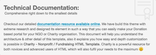 Charity - Nonprofit/NGO/Fundraising HTML Template - 4