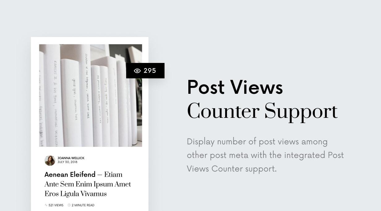 Once - Clean & Elegant WordPress Blog Theme - 51