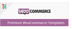 Premium WooCommerce Templates