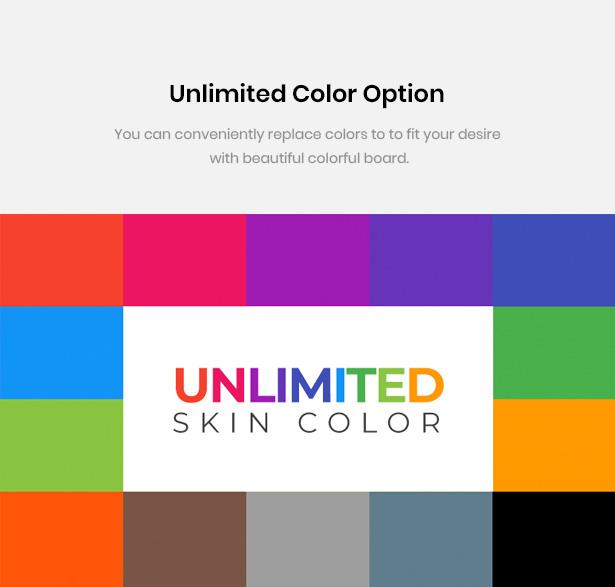 Easily Change Colors As You Wish Undu - Furniture & Fashion WooCommerce WordPress Theme