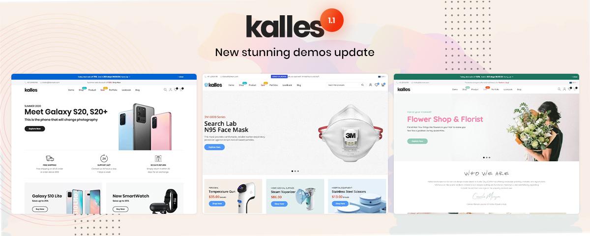 Kalles - Clean, Versatile, Responsive Shopify Theme - RTL support - 8