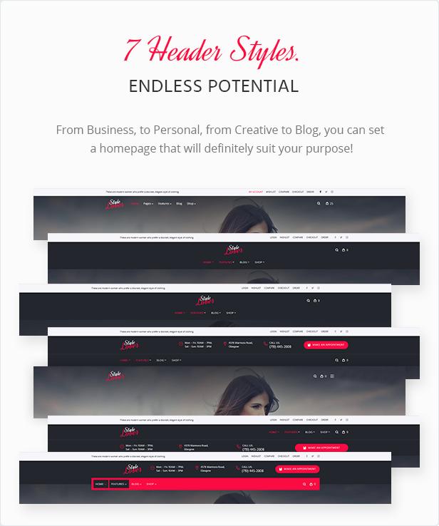 SolosShopy - Fashion Shop Elementor WooCommerce Theme - 6