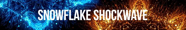 Snowflake Shockwaves