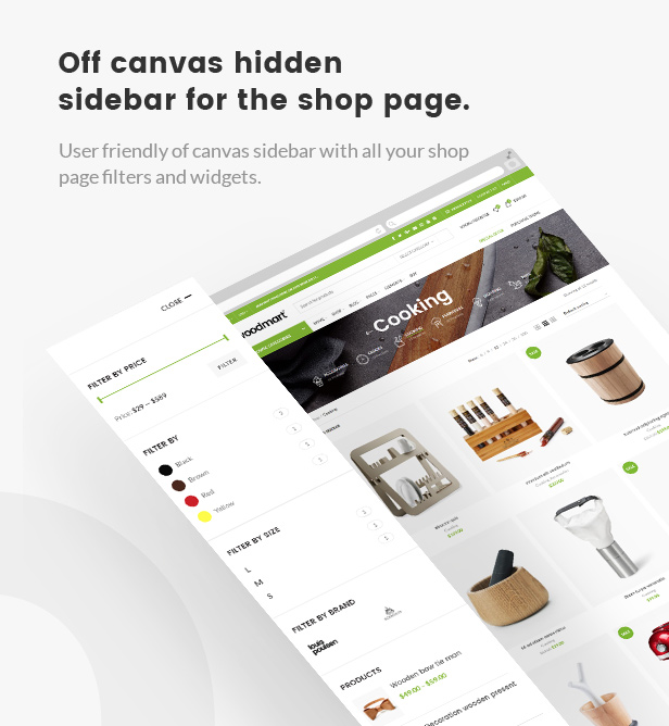 Woodmart - Responsive Shopify Template - 4