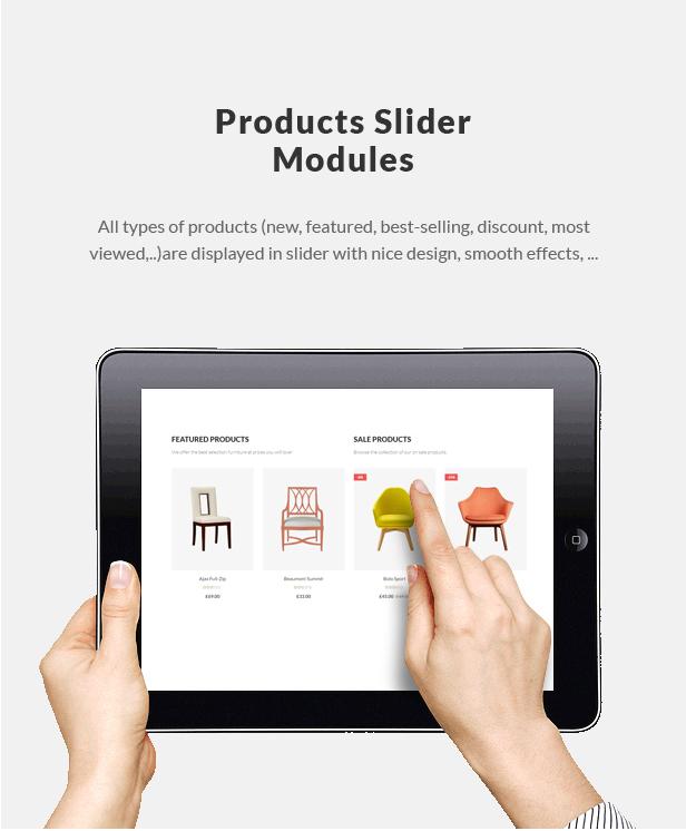 Grand - Responsive Furniture WooCommerce WordPress Theme 47
