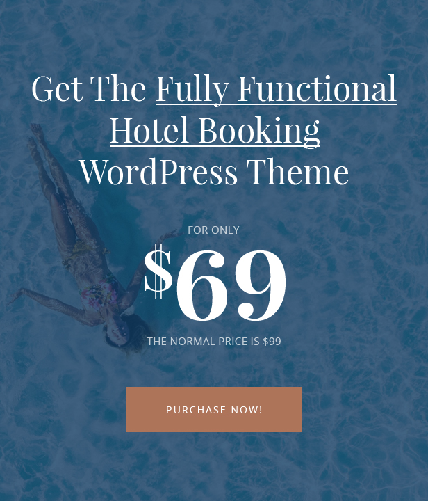 Milenia - Hotel & Booking WordPress Theme - 10