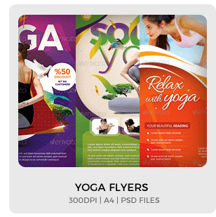 Abstract Party Flyers Bundle Vol1 - 12