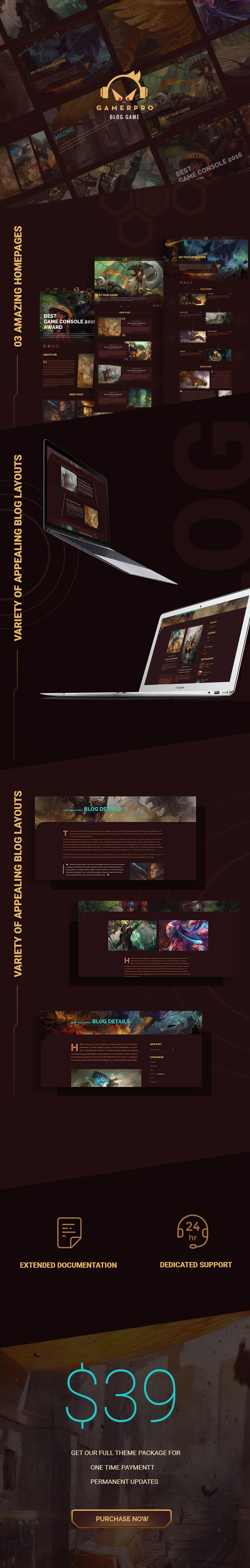 gamepro demo