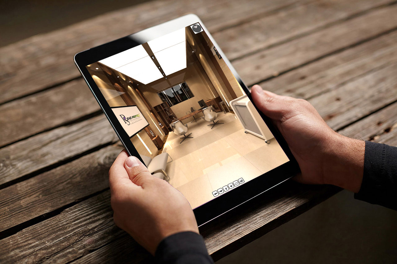 360 Degree Viewer Business Catalogue Mobile App  - 3