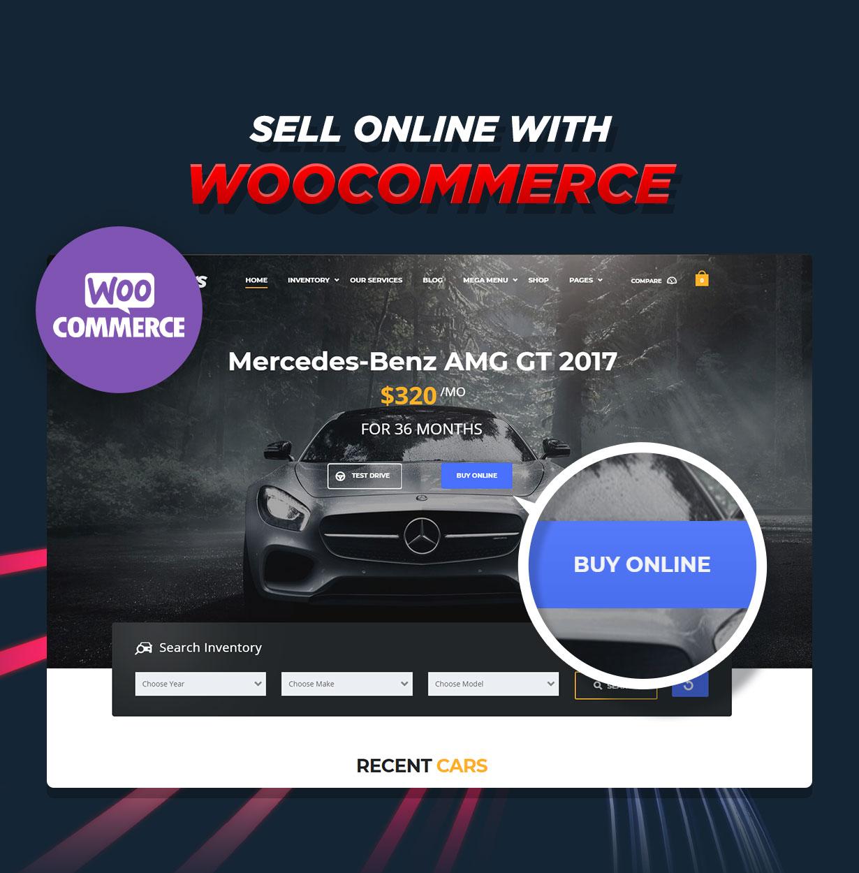Motors - Car Dealer, Rental & Listing WordPress theme - 8