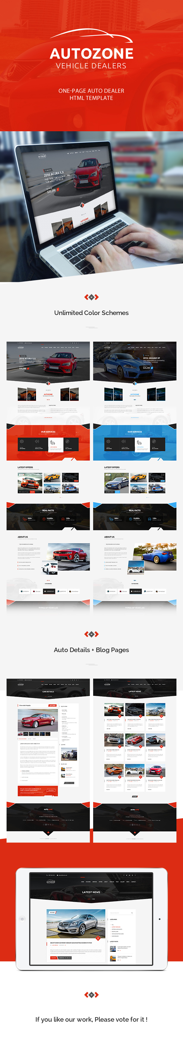This html template also provide solutions to buy or sell cars online it features unlimited color variations vehicle details and blog pages
