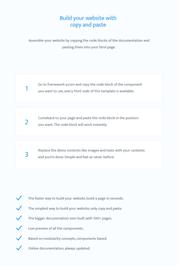 White Label - Clean Template for Modern Web Businesses - 4