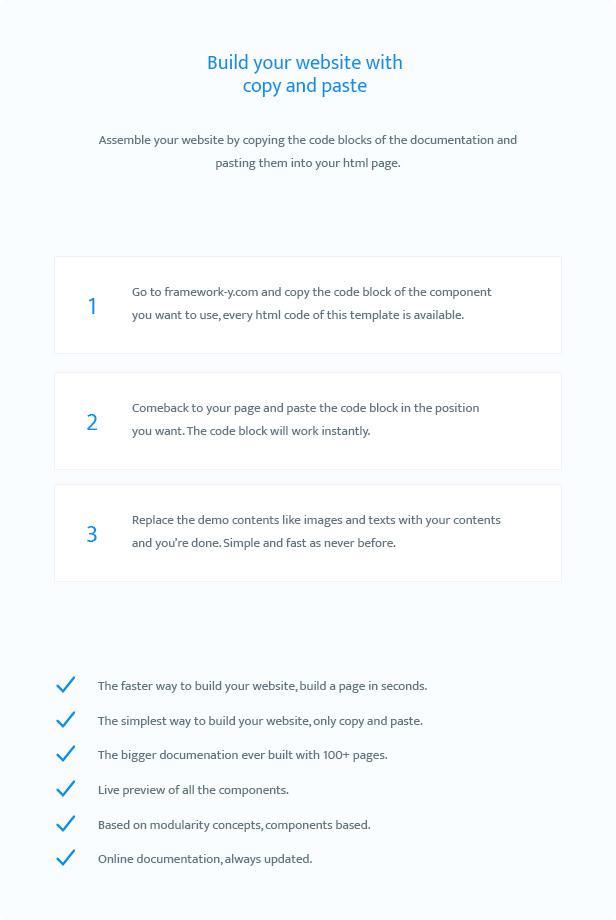 White Label - Modern Businesses Joomla Template