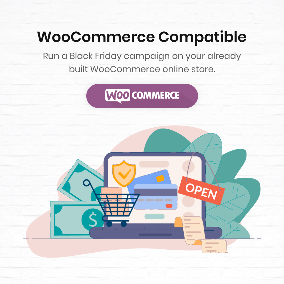 Black Friday / Cyber Monday Mode Plugin for WooCommerce - 2