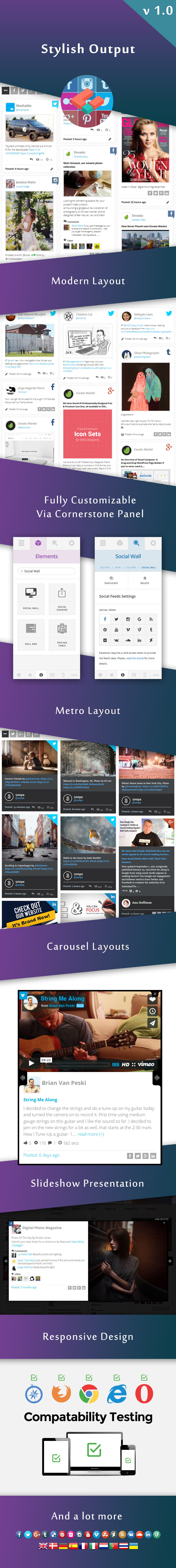 Social Wall extension for Cornerstone - 3