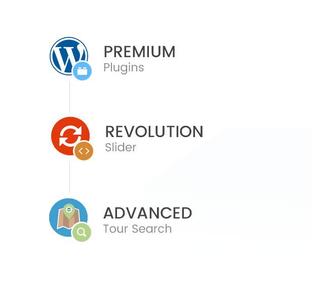 Travel Agency WordPress Theme - 7