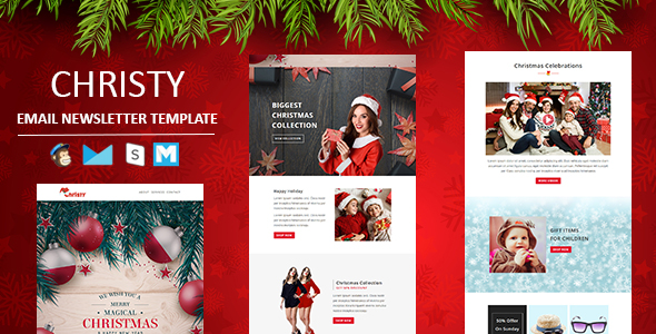 Campaign - Multipurpose Responsive Email Newletter Templates  - 1