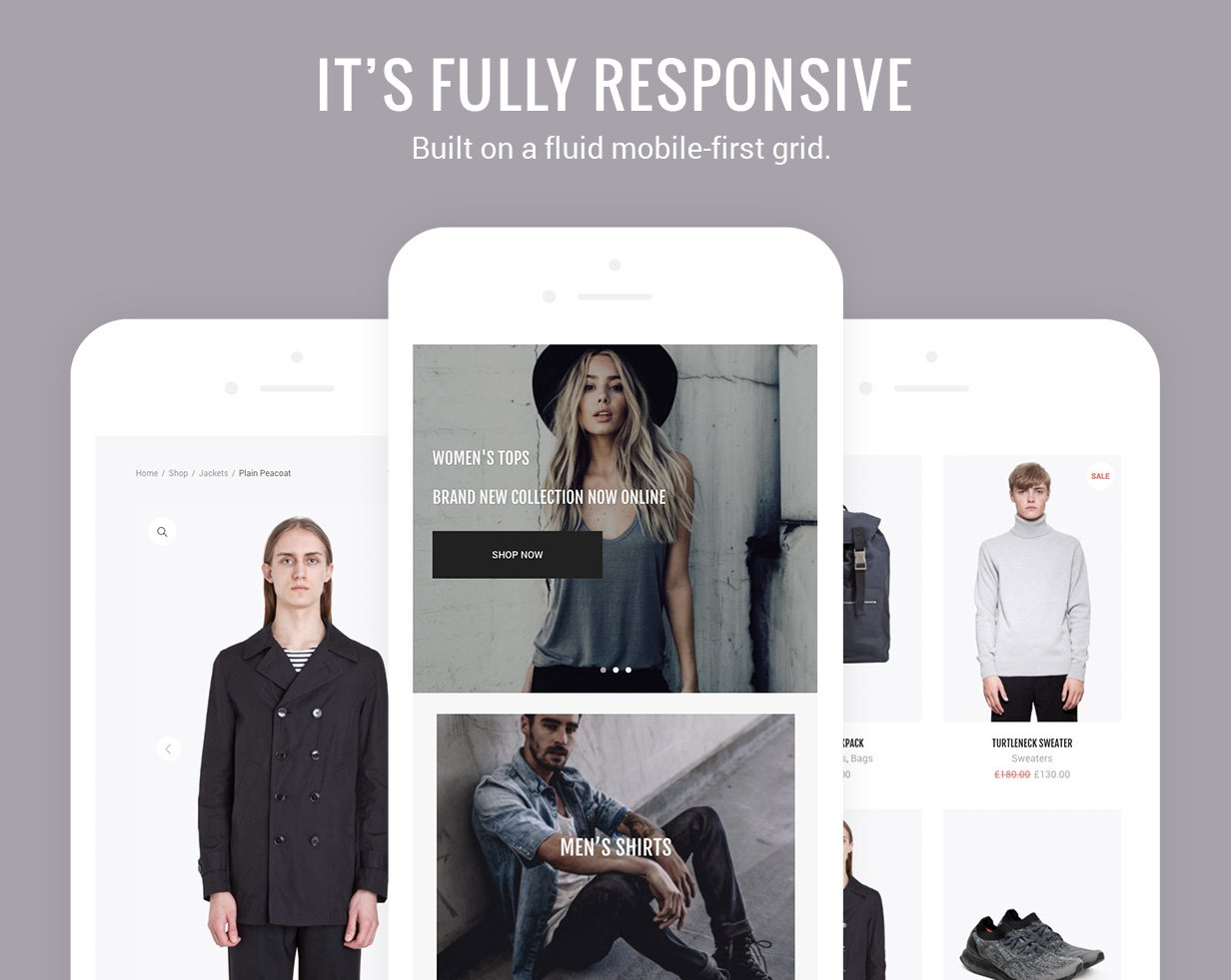 Nota - Creative Multi-Purpose eCommerce Theme - 2