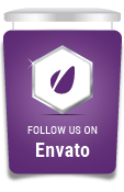 Follow Us At Envato